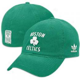 Adidas Men's Celtics Shamrock 17 Cap