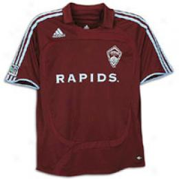 Adidas Men's Colorado Rapids Replica Homd Jersey