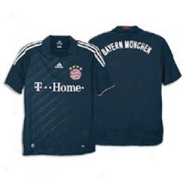 Adidas Men's Fc Bayer Munich Away Jersey
