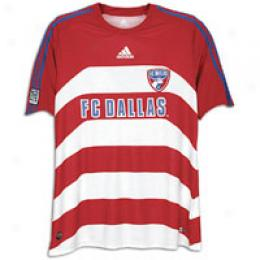 Adidas Mej's Fc Dallas Replica Home Jersey