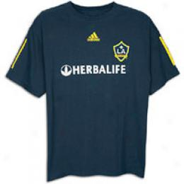 Adidas Men's La Galaxy Away Gamester Te