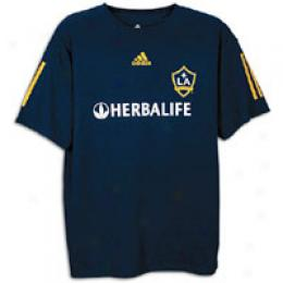 Adidas Men's La Galaxy Replica Away Tee