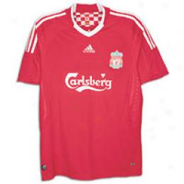 Adidas Men's Liverpool Domestic Jersey