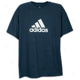 Adidas Men's Logo Short Sleeve Tee