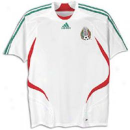 Adidas Men's Mexico Replica Jerse6
