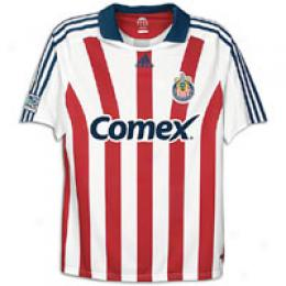 Adidas Men's Mls Chivas Usa Replica Away J3rsey