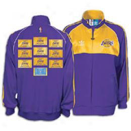 Adidas Men's Nba Banner Jacket