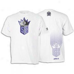 Adidas Men's Nba Lined Out Tee