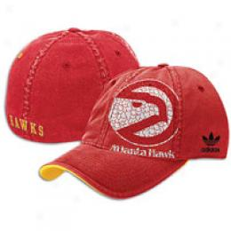 Adidas Men's Nba Pigment Washed Flexfit Hat