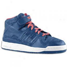 Adidas Men's Nba Series Forum Mid