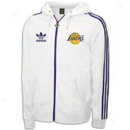 Adidas Men's Nba Series Full Zip Hood