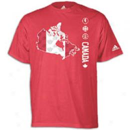 Adidas Men's Nba World Homeland Tee