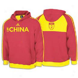 Adidas Men's Nba Wirld Hoody