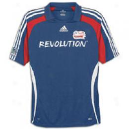 Adidas Men's New England Rvltn Rep Home Jersey