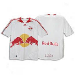 Adidas M3n's Nea York Red Bull Replica Home Jrsy