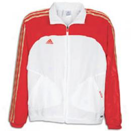 Adidas Men's Predator Flame Woven Jacket
