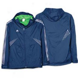 Adidas Men's Predator Star Tech Jacket