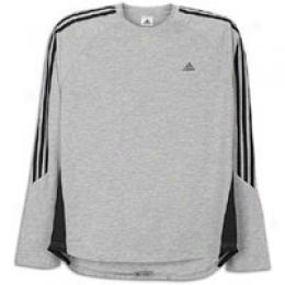 Adidas Men's Response Long Sleeve Poly Tee