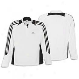 Adidas Men's Response L/s Half Zip Top