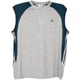 Adidas Men's Response Sleeveless Poly Tee