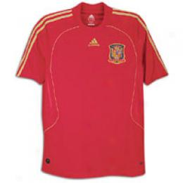 Adidas Men's Spain Home Jersey