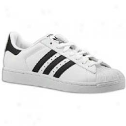Adidas Men's Superstar 2 Basic Suede