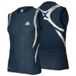 Adidas Men's Tech Fit Power Web Sleeveless