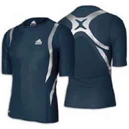 Adidas Men's Techfit Powerweb Ss Tee