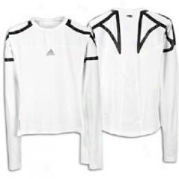 Adidas Men's Techfit Tpu Compression L/s Top