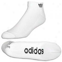 Adidas Men's Trefoil Lo Cut 2pk
