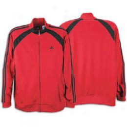 Adidas Men's University Track Jacket