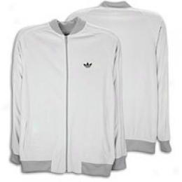 Adidas Men's Velour Track Jwcket