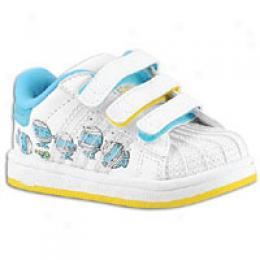 Adidas Originals Infants Superstar 2 Mr. Bump