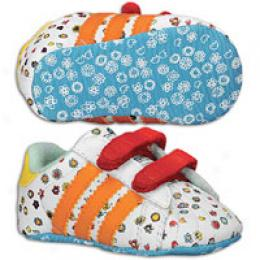 Adidas Originals Infants S8perstar 2 Flower