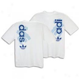 Adidas Originals Men's Shouldsr Logo Tee