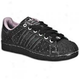 Adidas Originals Women's Superstar 2 Glitzy