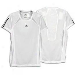 Adidas Women's Adistar Short Sleeve Tee.