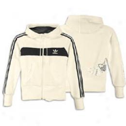 Adidas Women's Cb Fleece Zip Hoody
