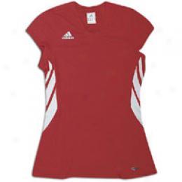 Adidas Women's Climalite Sleeveless Volleyball Jer