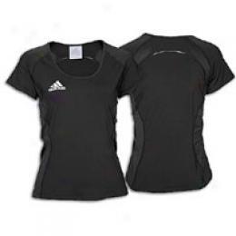 Adidas Women's Functional S/s Tee