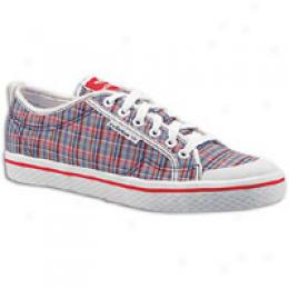 Adidas Women's Honey Tartan Low