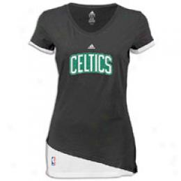 Adidas Women's Layered Tissie Tee