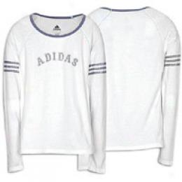 Adidas Women's Player L/s T
