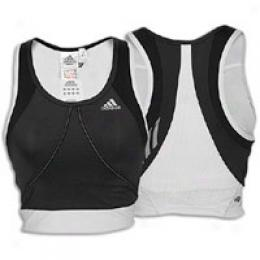 Adidas Women's Response Crop Top