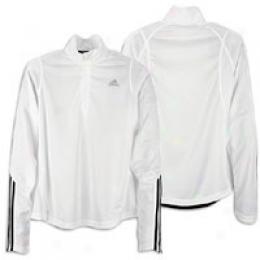 Adidas Women's Response Half Zip Top