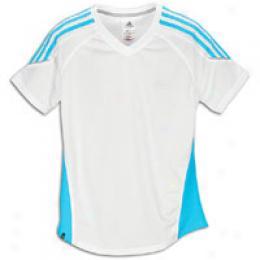 Adidas Women's Resplnse Short Sleeve Top