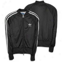 Adidas Women's Super Girl Mesh Jacket