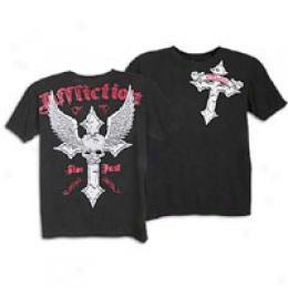 Affliction Men's Destruction Tee