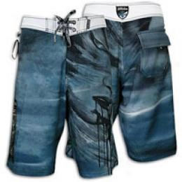 Affliction Men's Horiyoshi Boardshort