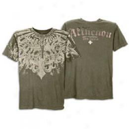 Affliction Me'ns Tim Sylvia Tee